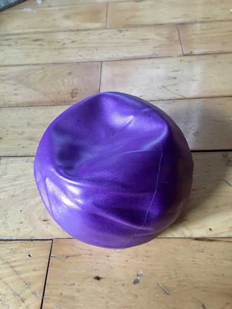 mini yoga ball